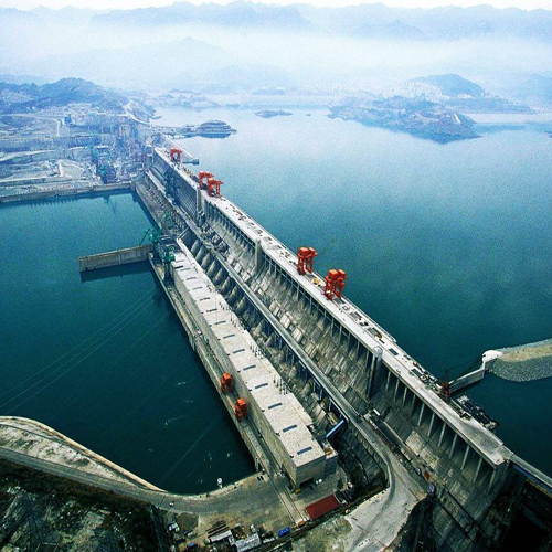 Hydroelectric and thermal power