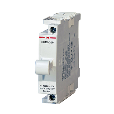 GHR1 Series Photovoltaic Fuse Combination Appliance